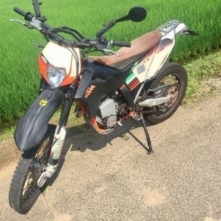 KTM 450 EXCシックスデイズ 2010 - バイク