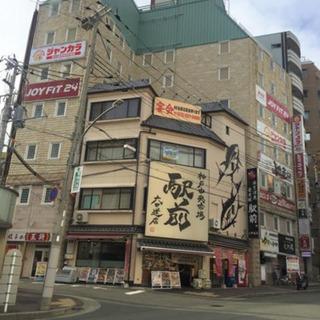 JR六甲道駅徒歩1分の好立地♫飲食店居抜き物件♫