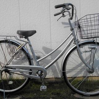 通勤通学用CoConut27インチ内装3段LEDオートライト中古自転車