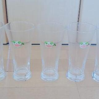 ガラスコップ 5客セット 新品♥