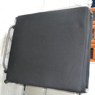 M◎折りたたみベッド/折り畳みベッド シングルサイズ 黒