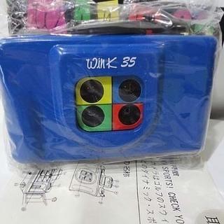 保管未使用品 トイカメラ WINK35 ミニカメラ 4連レンズ ...