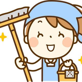 介護施設の清掃スタッフ