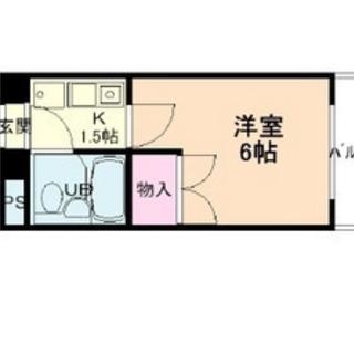 高井戸駅 ★礼金敷金なし★即入居