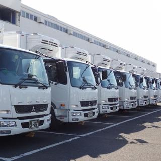 【週休2日】常総市4tトラックドライバー【正社員運転手】
