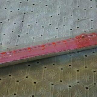 【貰ってください】クリアカラー(ピンク)リコーダー ◇◇未使用◇◇