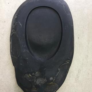 那智黒石の硯③