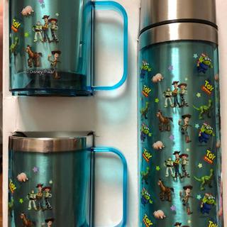 トイストーリー4 水筒コップセット