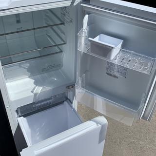 ハイセンス 2ドア冷蔵庫 美品 134L M - 札幌市