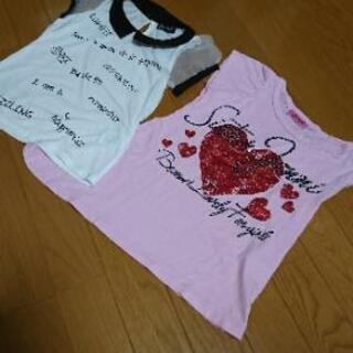 110cm 120cm jenni 半袖 Tシャツ 子供服