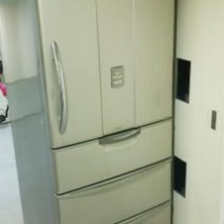 サンヨー 355L 4ドア冷蔵庫 動作問題なし