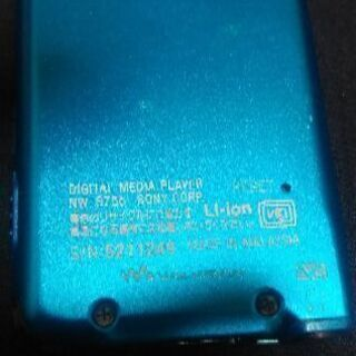 (お取引中)ウオークマン16ギガ NW-S755