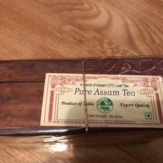 Indian pure Assam Tea