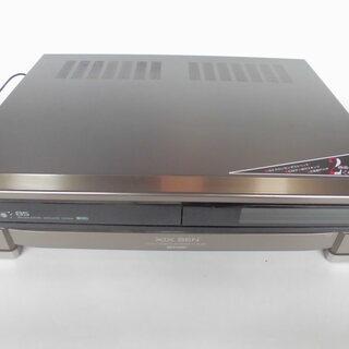 S-VHSビデオデッキ / シャープ VC-BS100 / 2画...
