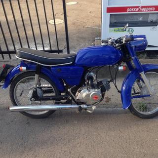 スズキk50/90合わせて4台セット売り - バイク