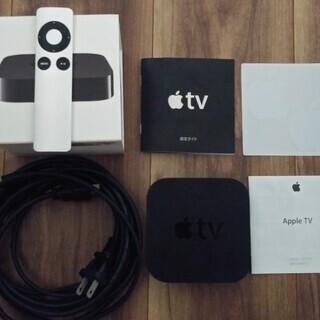 【終了】Apple/アップル TV 第二世代(MC572J/A ...