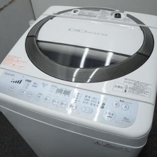 TOSHIBA 東芝 全自動電気洗濯機 型番AW-60DM(W) 6.0kg 2013年製 - 姫路市