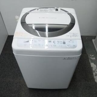 TOSHIBA 東芝 全自動電気洗濯機 型番AW-60DM(W) 6.0kg 2013年製の画像
