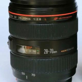 Canon EF28-70mm f2.8