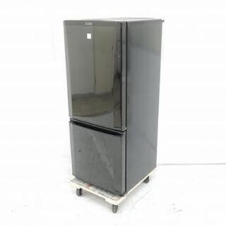 三菱  ノンフロン冷凍冷蔵庫  MR-P15EZ-KK1 …