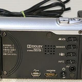 デジタルカメラ  エブリオ - 家電
