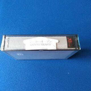 ソニー ミニデジタルビデオカセットテープ