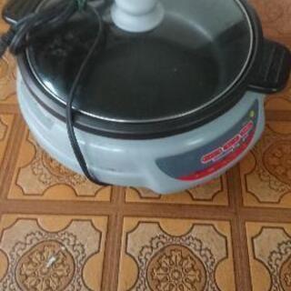 グリル鍋   鍋、煮込み料理に