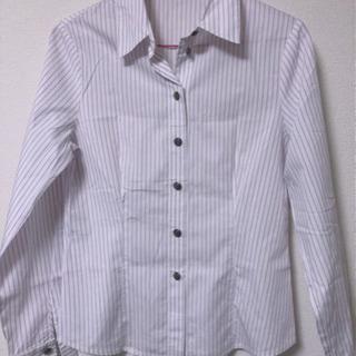 ストライプ シャツ  Mサイズ