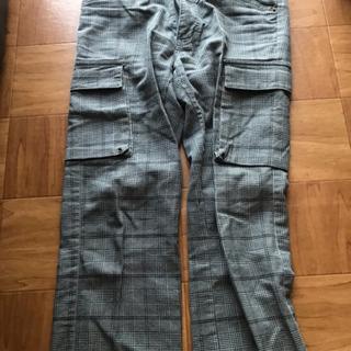 サイドポケット メンズ パンツ
