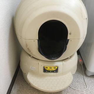 自動式猫のトイレ