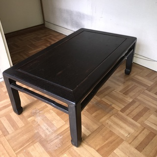 中古和机です。断捨離の為、引き取りに来て頂ける方に無料でお譲りします。
