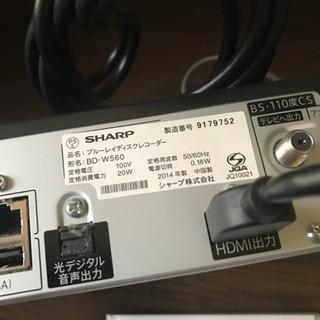 【保証書付】AQUOS DVDレコーダー/ブルーレイプレーヤー B...