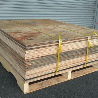 ベニヤ板を全部まとめて1,000円でお譲りします。サイズ=幅約1...