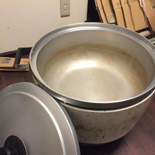 パロマガス炊飯器業務用