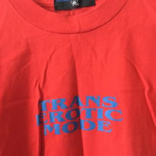 値下げしました💕美品TRANS EROTIC MODEのTシャツ...