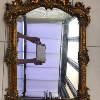 アンティーク風鏡