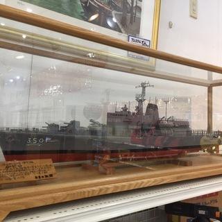 戦艦模型②