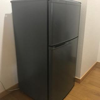 サンヨー冷蔵庫 1998年製 1000円