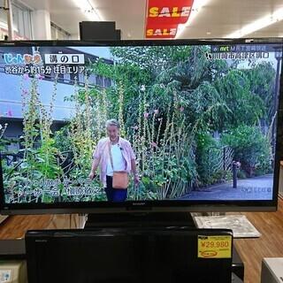 4原色!! シャープ クアトロン 60型液晶テレビ! 70,000円