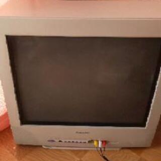 Panasonicブラウン管テレビ