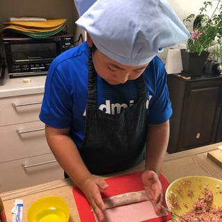 7月8月子供お料理教室