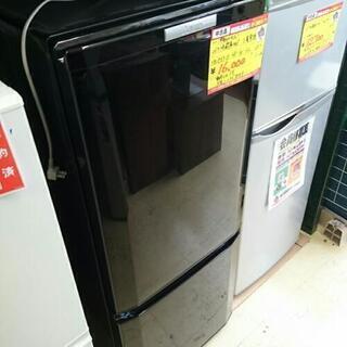 (会員登録で10%OFF)三菱電機 2ドア冷蔵庫146L (小キズ...