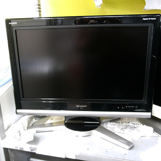 札幌 シャープ アクオス 26インチ 液晶TV BS対応 LC-2...