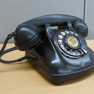 ▶黒電話 昭和レトロ OKI電気 4号 A自動式 電話機 沖電気...