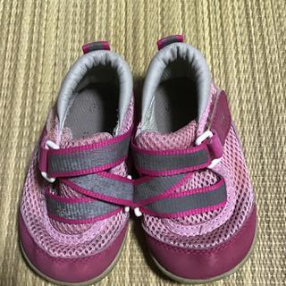 IFMY13cm   運動靴14cm 保育園園庭靴用にどぉ…