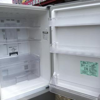 ○ 三菱ノンフロン冷凍冷蔵庫 MR-H26W P 2013年製 ...