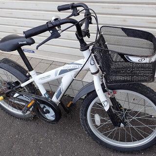 札幌市 子供用自転車 17インチ 男の子用 中古