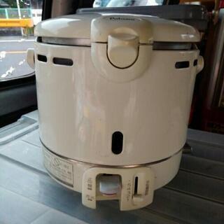 中古 パロマ LPガス 炊飯器