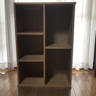 ⚫️ナチュラルカラー 収納棚 - 家具