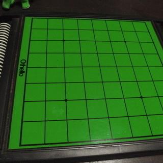 オセロのゲーム盤です。